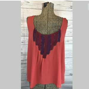 Urban outfitters staring at stars size small top